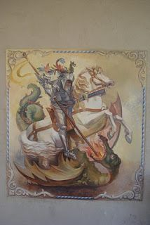 San Giorgio e Drago