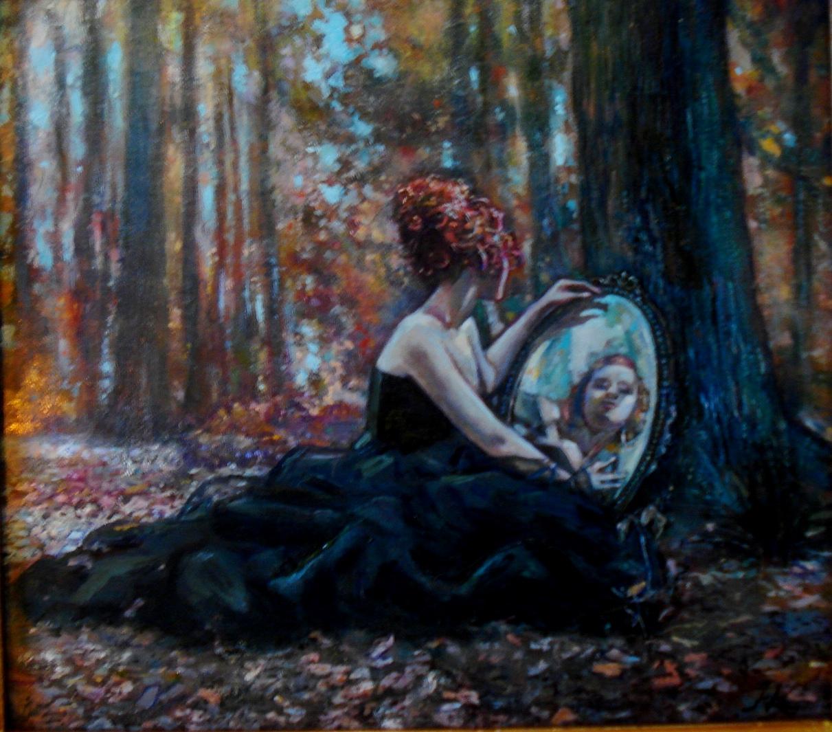 Lo specchio d'autunno