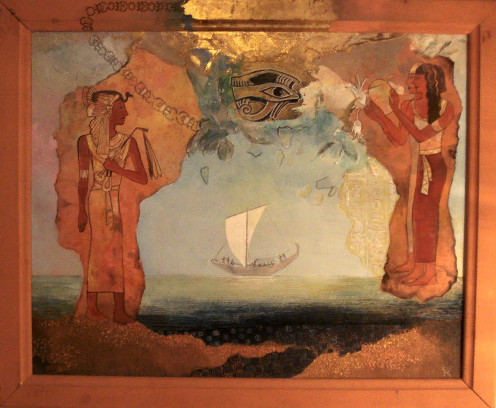 Il Veliero Egiziano
