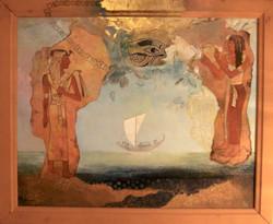 Ēģiptiešu laiva