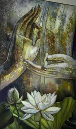 Budas rokas