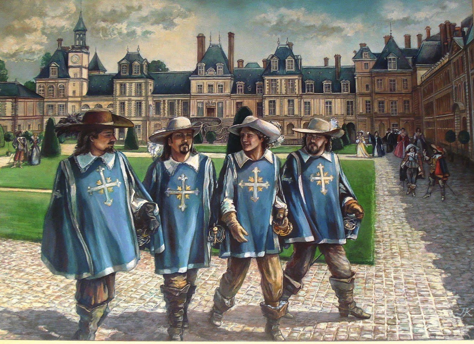 Četri musketieri