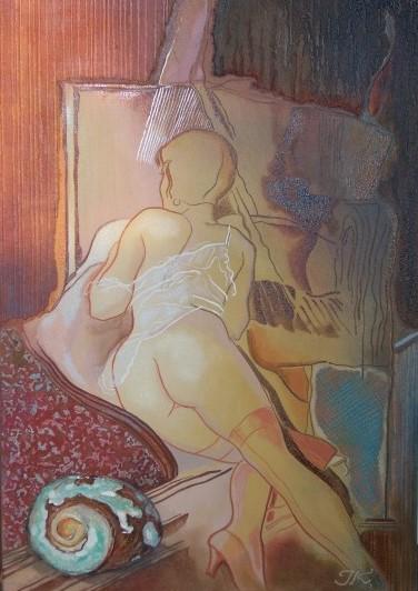 Art Deko II. Vidberga motīvs
