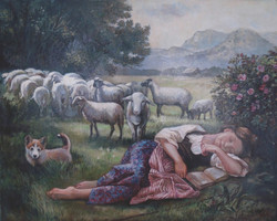 Aizmigusī gane