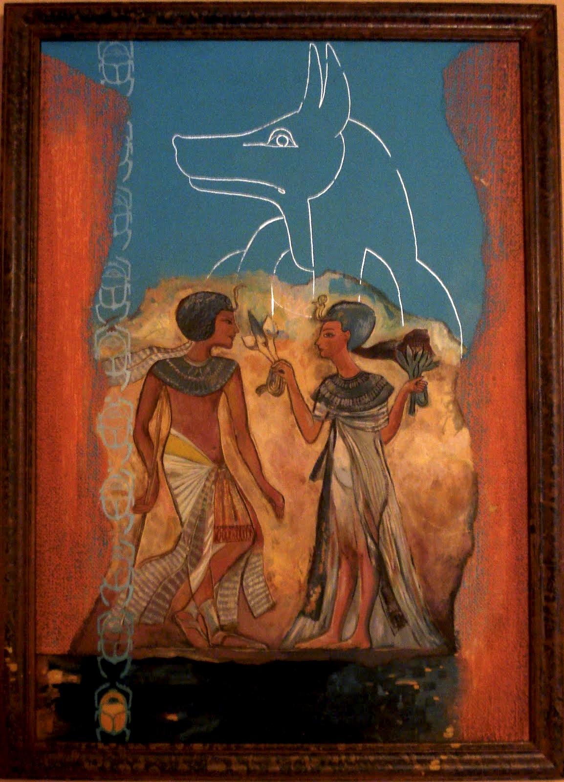 Gli Antici Egizi
