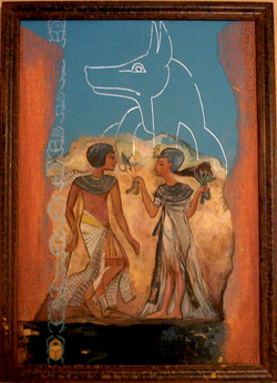 Senie ēģiptieši