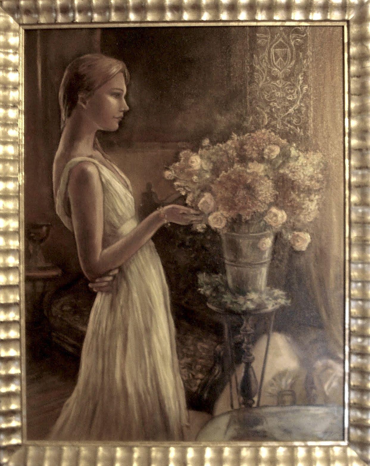 Elīna baltajā