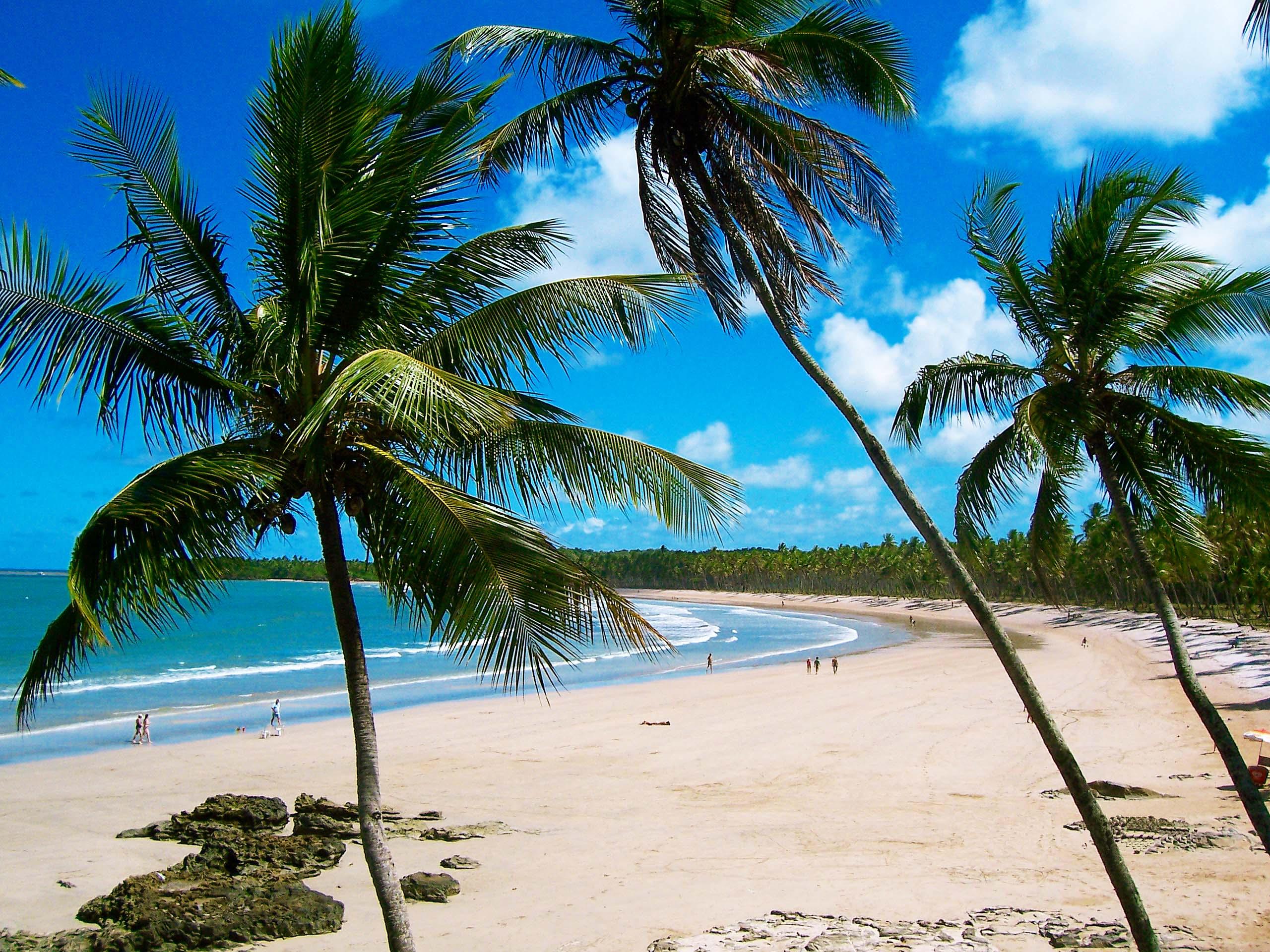 Praia da Cueira - Ilha de Boipeba