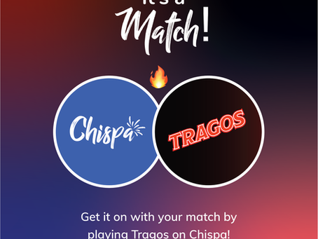 Leading Latinx Dating App Chispa Reaches 4MM Downloads & Partners with Tragos Party Card Game