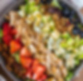 Corporate lunches, dinners, buffets, pasta, hot meals, entrees