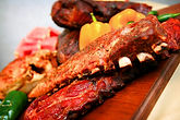 BBQ, wings, tailgate, brisket, pulled pork, sides, grill, chicken,