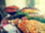 Corporate catering, bulk pricing, buffets, boxed lunches, continental breakfasts, coffee, beverages, food