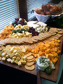 Sandwich trays, platters, wraps, wrap platters, sides, desserts, cookies, brownies
