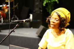 Ngozi Okike Singing - 55th Bday