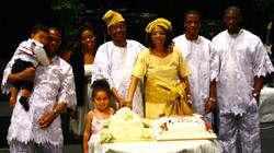 Ngozi and Family 55th Bday