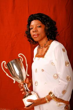 Ngozi as a Trophy of Gods Grace
