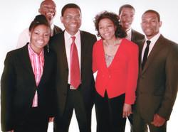 Ngozi and Family - 2008