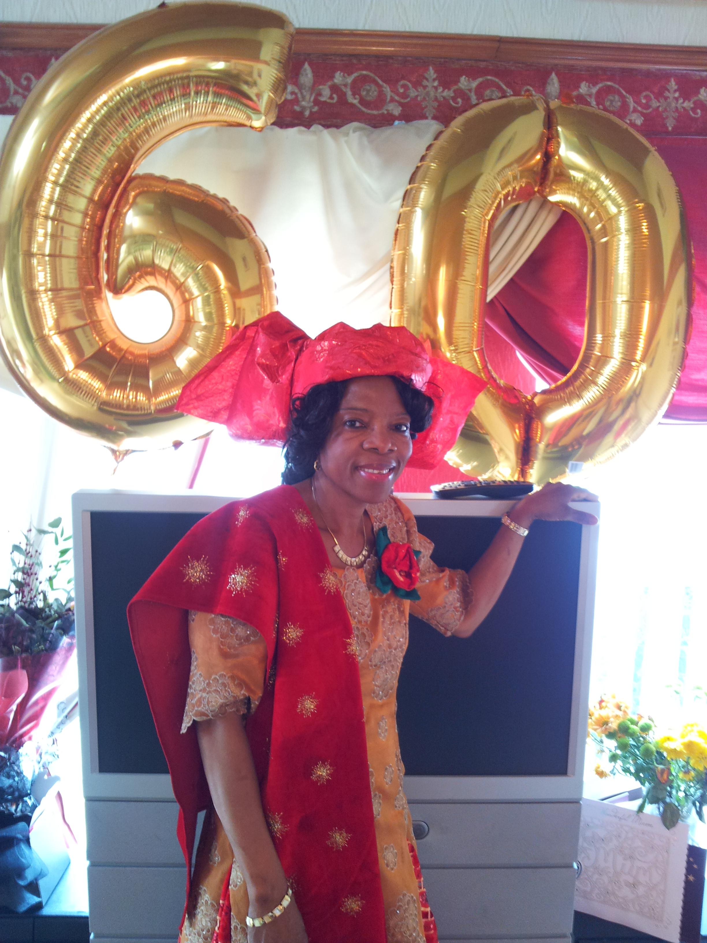 Elewechi 60th Bday