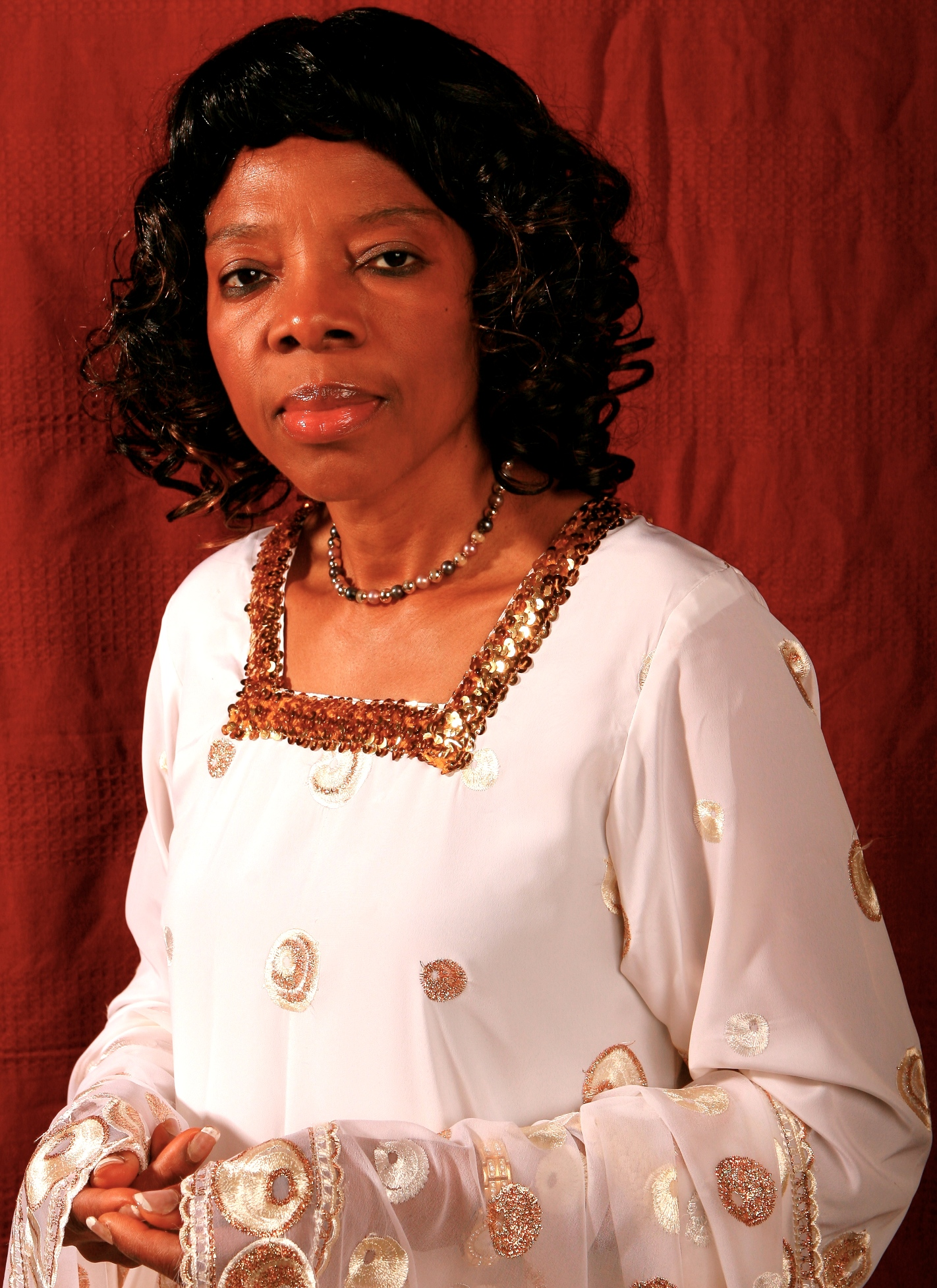Ngozi on 55th Birthday