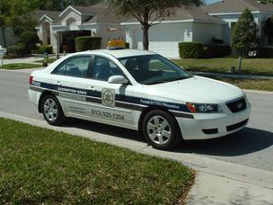 Community patrols reduce crime