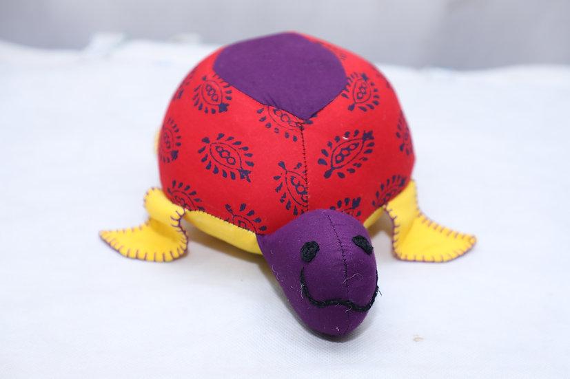 Daadu the Big Turtle