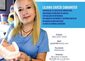 Conoce el extraordinario trabajo de Liliana García Samaniego