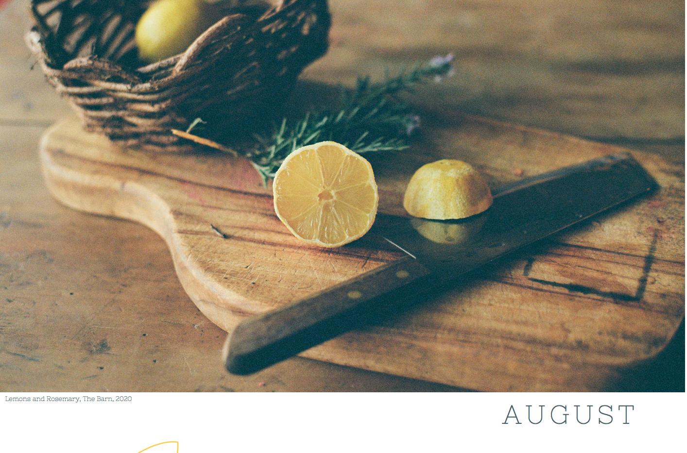 August Lemons