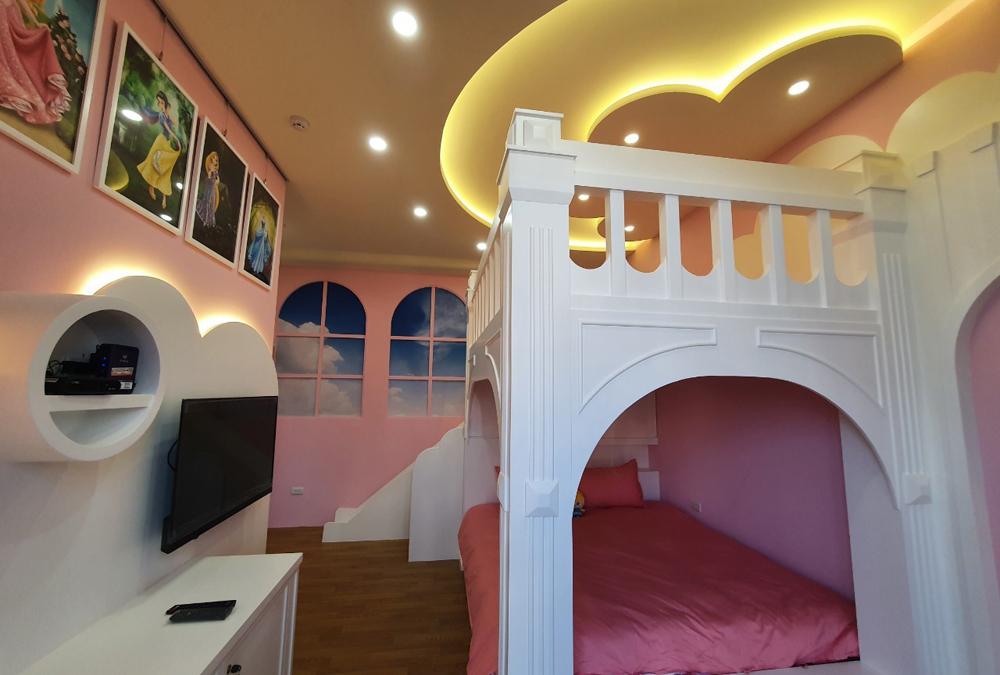 二館:公主的城堡(4人房)