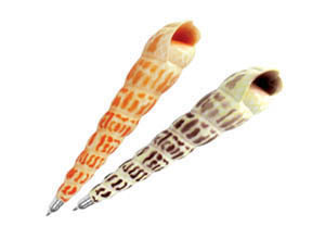 Shell Pens 2 Pcs
