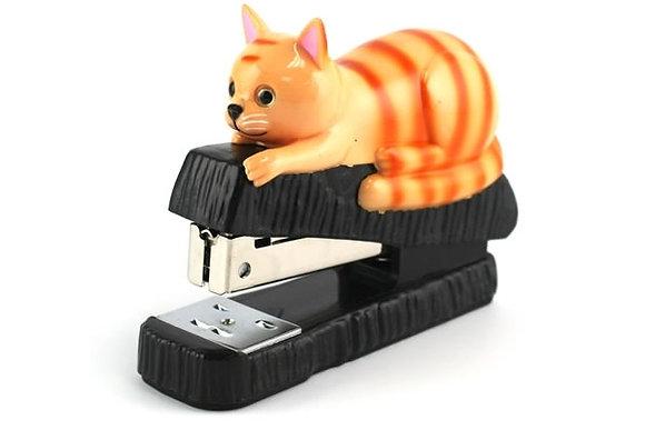 Tabby Cat Stapler