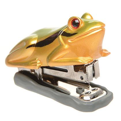 Mini Frog Stapler