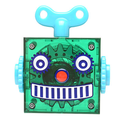 Green Robot Tape Measure