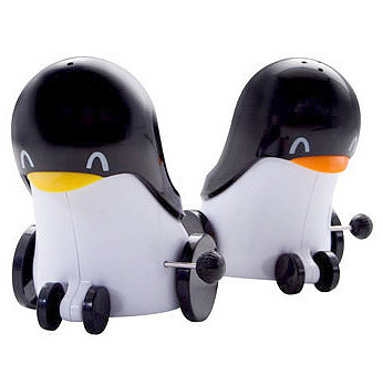 Wind Up Penguin S&P Shakers