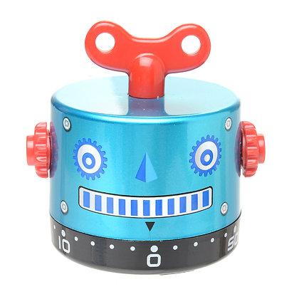 Blue Robot Kitchen Timer