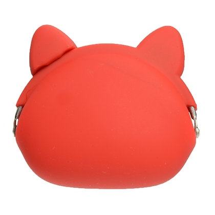 CAT SILICONE PURSES (JAPAN)