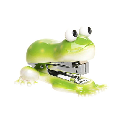 Mini Frog Stapler 3