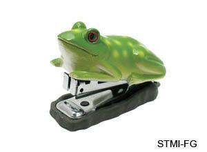 Mini Frog Stapler 2