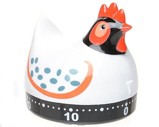 White Chicken Timer
