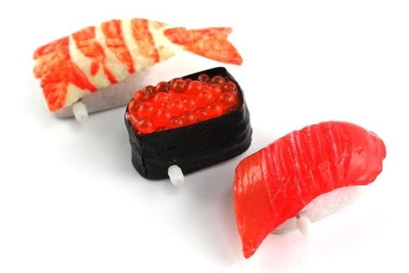 Sushi Keychain w/ LED( Each )