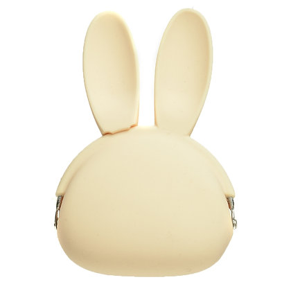 RABBIT SILICONE PURSES (JAPAN)