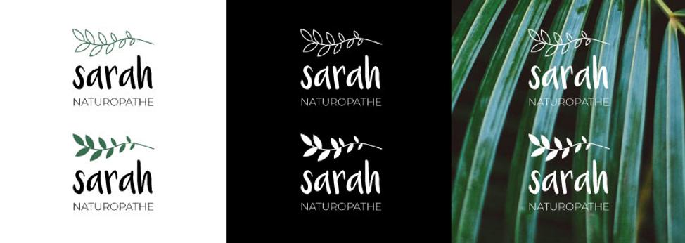 Logo Sarah Naturopathe