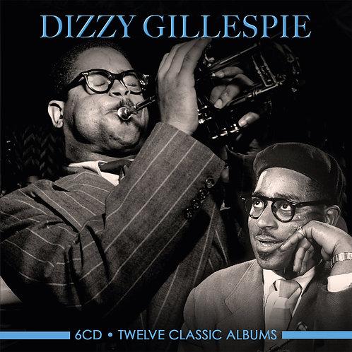 DIZZY GILLESPIE • 6CD • TWELVE CLASSIC ALBUMS