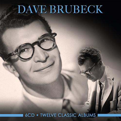 DAVE BRUBECK • 6CD • TWELVE CLASSIC ALBUMS