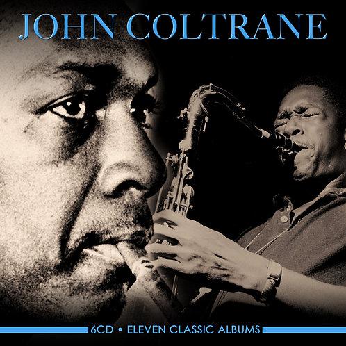 JOHN COLTRANE • 6CD • ELEVEN CLASSIC ALBUMS