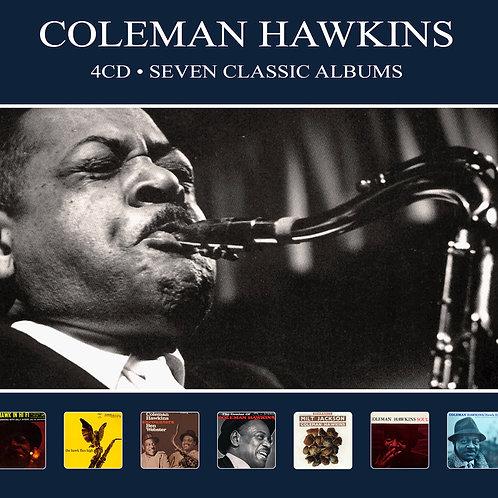 COLEMAN HAWKINS • 4CD • SEVEN CLASSIC ALBUMS