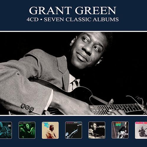 GRANT GREEN • 4CD • SEVEN CLASSIC ALBUMS