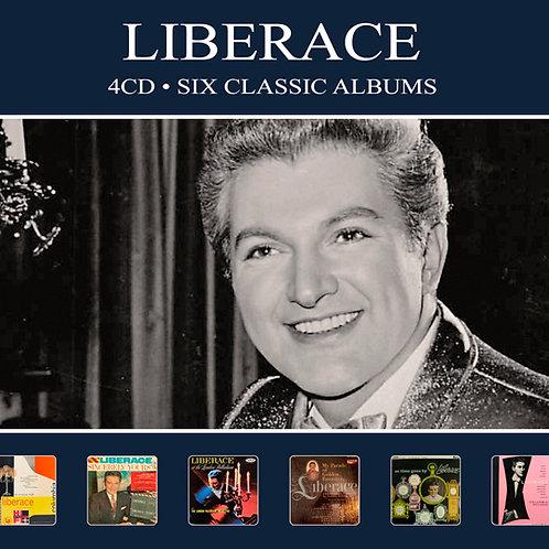 LIBERACE • 4CD • SIX CLASSIC ALBUMS