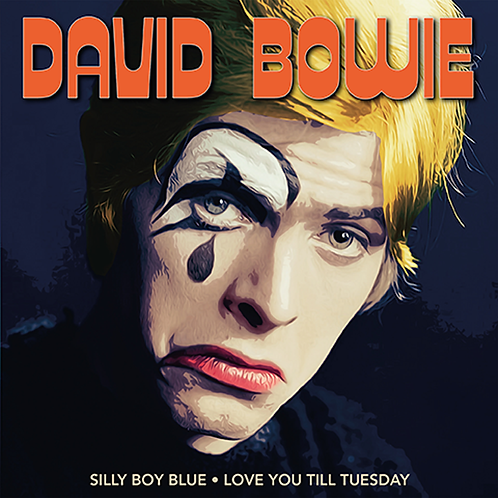 DAVID BOWIE • SILLY BOY BLUE / LOVE YOU TILL TUESDAY
