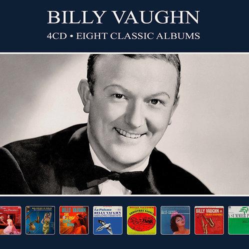 BILLY VAUGHN • 4CD • EIGHT CLASSIC ALBUMS