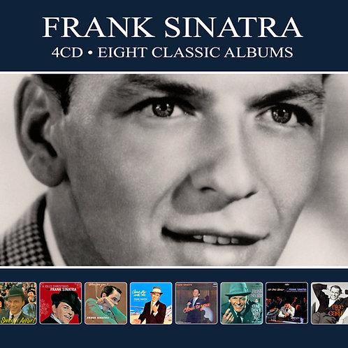FRANK SINATRA • 4CD • EIGHT CLASSIC ALBUMS
